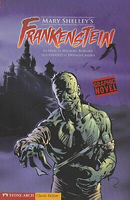 Frankenstein (Classic Fiction) by Mary Wollstonecraft Shelley (Paperback,2009)