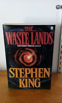 *****STEPHEN KING---THE WASTE LANDS-THE DARK TOWER III-pb-1991-A PLUME BOOK*****