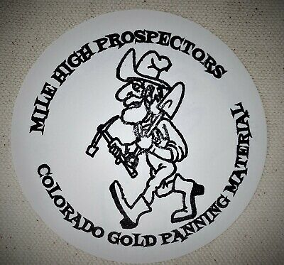 """Colorado Gold Panning Paydirt  1 Lb Bag   """"Most Bags """"Roi"""" 1/2 Gram Or Better"""