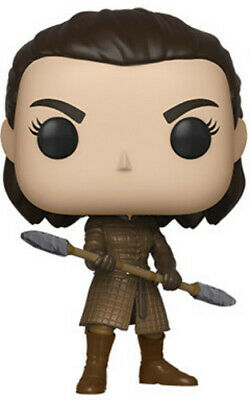 FUNKO POP! TELEVISION: Game of Thrones - Arya w/ Two Headed Spear Funko Pop! Toy