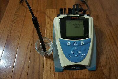 Thermo Orion 2 star pH meter electrode Aquapro Triode  phmeter 9107APMD Low main