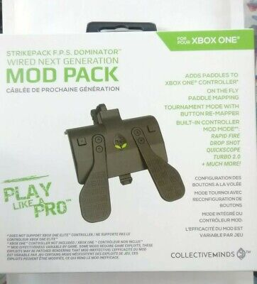 Collective Minds Strike Pack F.P.S. Dominator MOD Pack XBOX ONE -NEW VERSION