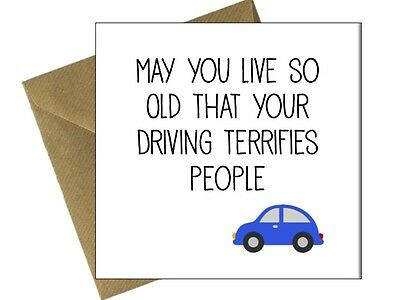 HAPPY BIRTHDAY GREETINGS CARD ADULT FRIEND RUDE JOKES Comedy Funny Humour CT