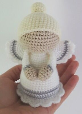 Beautiful #Angels that I've found for you. Includes #Free #Crochet ... | 400x288