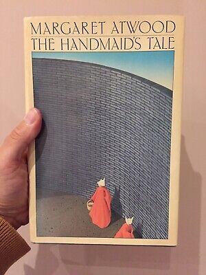 Margaret Atwood, The Haidmaid's Tale, US First Edition (Ex-Library Copy)