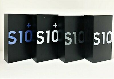 Samsung Galaxy S10 & S10+ GSM ~New~ FACTORY UNLOCKED - 128GB ,512GB & 1TB