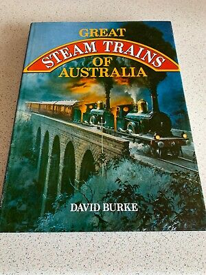 Great Steam Trains Of Australia