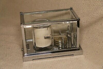 Vintage Scientific Barograph not thermograph in good condition.