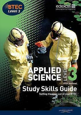 BTEC Level 3 National Applied Science Study Guide by Julie Matthews (Paperback,…
