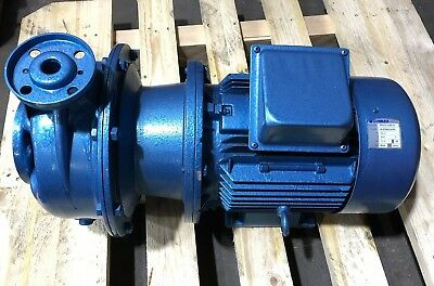 LOWARA 7.5kW Water Pump 3-Phase AC Electric Motor Centrifugal Pump 2850RPM