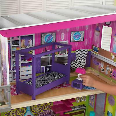 KidKraft Super Model Dollhouse Play Sets Girls with 11 Accessories Included New