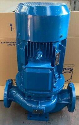 Brown Group 1.5kW Electric Motor Centrifugal Water Pump 3-Phase Worthington pump