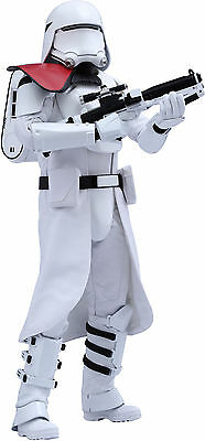 Hot Toys Sideshow Masterpiece Sixth Scale First Order Snowtrooper Officer NR!