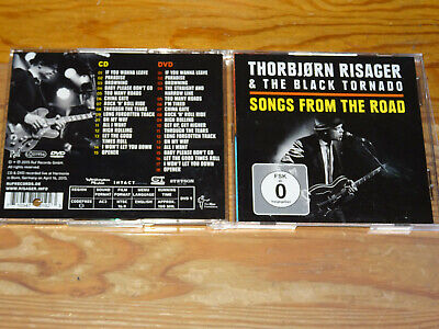 Thornbjorn Risager - Songs From The Road / Ruf Album-Cd & Dvd 2015