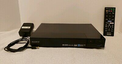 Sony BDP-S6500 4k UHD Built-in Wifi 3D Blu-Ray Player