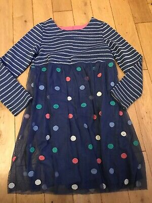 Super Lovely Girls Mini Boden Party Dress... Age 5-6 Lovely Condition