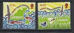 Guernsey 2016 Happy Post Crossing MNH (2)