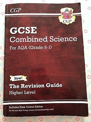 CPG Revision Guide - AQA Combined Science GCSE