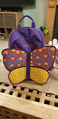 Toddlers Butterfly Backpack - Moutain Warehouse