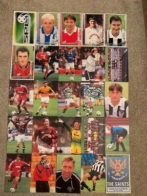 Panini Scottish Premier League Collection 98-99 Season 25 x All Different VGC