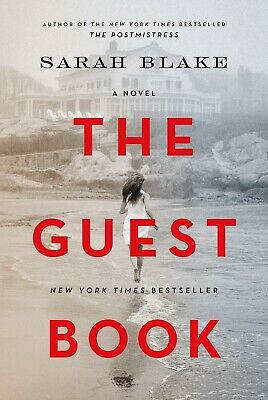 The Guest Book - Sarah Blake (2019, Hardcover)  **MINT**