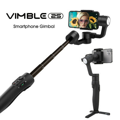 Feiyu Vimble 2 3-Axis Extendable Gimbal Stabilizer with Tripod Fits Smartphones