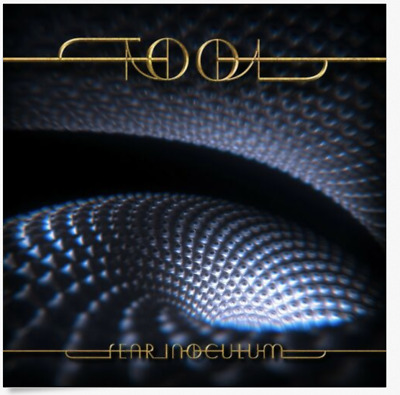 "TOOL ""Fear Inoculum"" CD, 2019 RCA Records (Limited Edition Video Pack) Pre-Order"