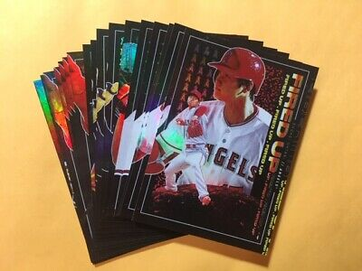 "2019 Topps Fire ""Fired Up"" Insert BASE (RED) Singles - YOU PICK FREE SHIP"