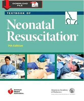 Textbook of Neonatal Resuscitation by Weiner 7th Edition [PÐF]