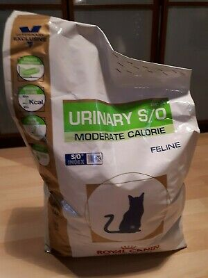 Croquettes Urinary Royal Canin Moderate Calorie Chat