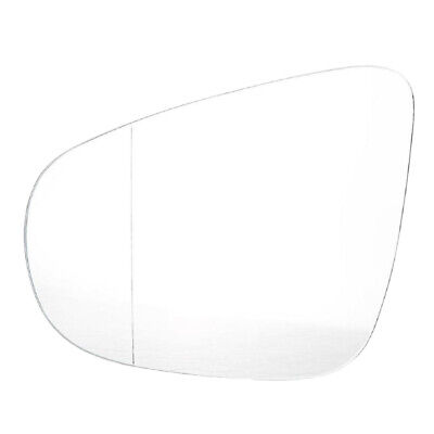 plate Right Driver side Wing mirror glass for Volvo v50 2006-2009 heated