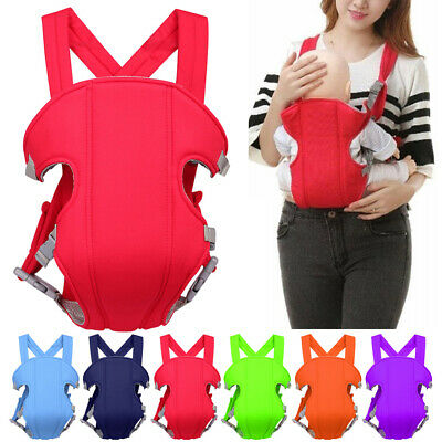 Multifunctional Baby Carrier 3 in 1 Newborn Infant Carrying Belt for 3-16 Months