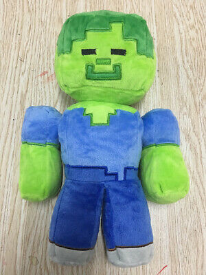 "Minecraft Zombie 8"" / 20cm Plush Soft Toy Perfect Gift A doll Stuffed toys"