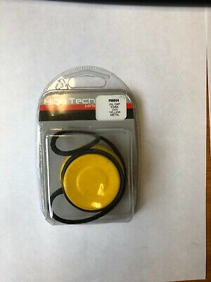 POBC04 - Oil Cap Ford CVH Yellow Metal