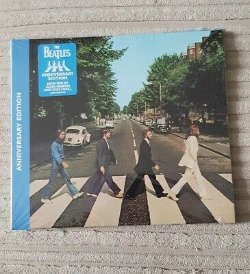 THE BEATLES - ABBEY ROAD 50th ANNIVERSARY EDITION (Released 27/9/2019)