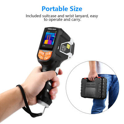 "2.4""Color Screen 320x240 Infrared Thermal Imager Thermal Imaging Camera Handheld"