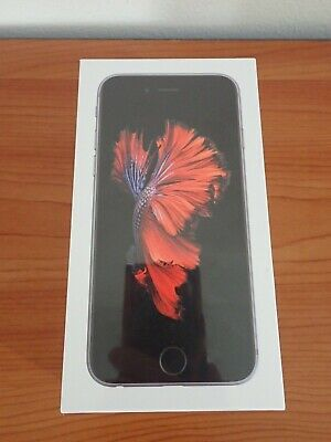 SEALED Apple iPhone 6s - 32GB - Space Gray GSM  AT&T LOCKED Warranty