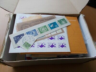 Worldwide - Mixed glory box of stamps / covers / miscellany. See pics below.
