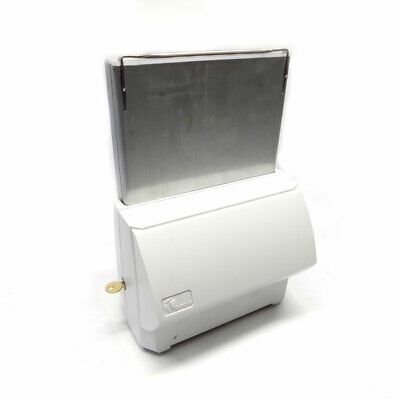 Telequip Corp. Transact 2+CE White Register Change Coin Dispenser AS/IS