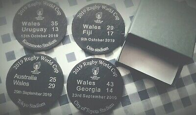 Rugby World Cup 2019 Wales results