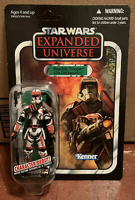 Star Wars Republic Trooper Old Republic Vintage Collection VC113