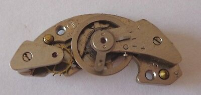 Vintage Mechanical Clock Movement Majak 2-87 working condition parts spares
