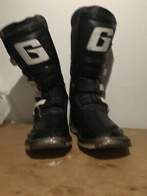 Gaerne SGJ Mx Motocross Boots  Size 5 Good Condition