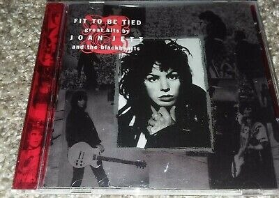 Joan Jett and the Black Hearts,Great Hits,CD,Fit to Be Tied