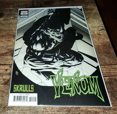 Venom #11 John Tyler Christopher Skrulls Variant Marvel Comics 2019 Near Mint