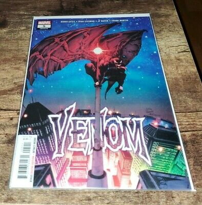 Venom #5 First Printing Marvel Comics 2018 Donny Cates