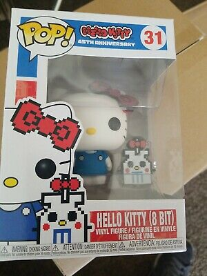 Funko Pop Hello Kitty #31 45th Anniversary 8-bit
