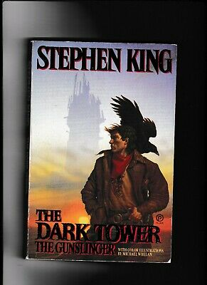 *****STEPHEN KING---THE GUNSLINGER-THE DARK TOWER-pb-1988-A PLUME BOOK*****