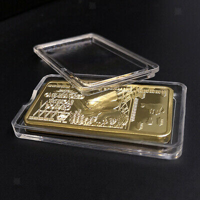 Gold Plated Commemorative Coin Collectible Coins Craft Gift Home Decoration
