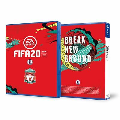 Official Liverpool FC Football Fifa 20 PS4